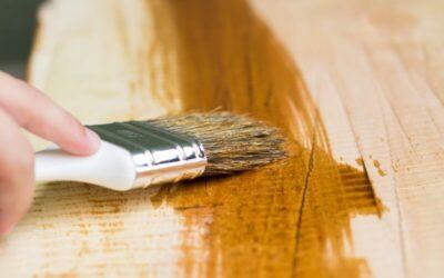 Faház festése, felületkezelése lazúrral